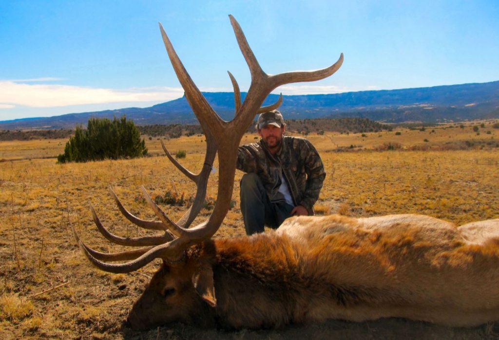Special 2020 Guaranteed New Mexico Trophy Elk Hunt – So Co